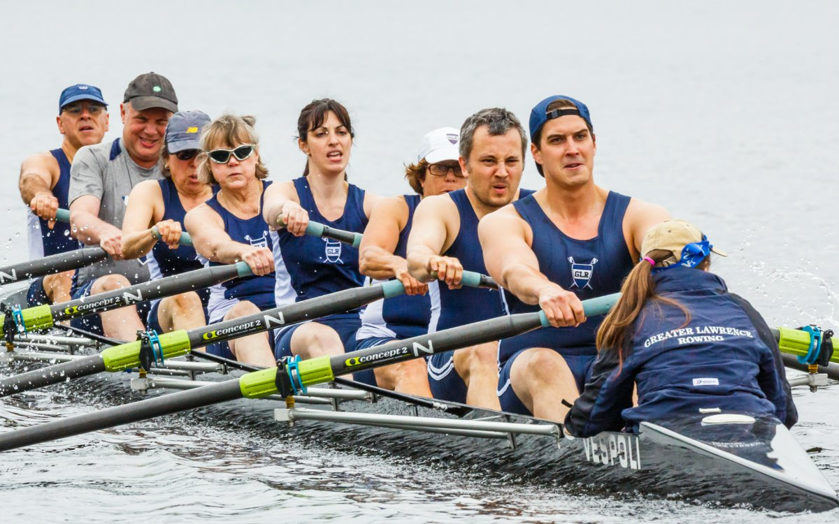 Greater Lawrence Rowing Adult Programs