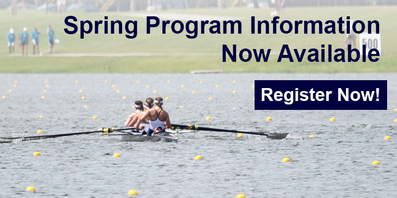 Spring Program Information Now Available