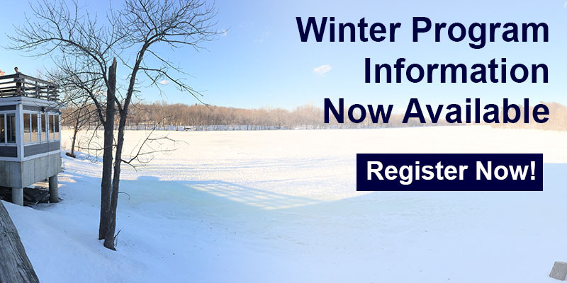 Winter Program Information Now Available
