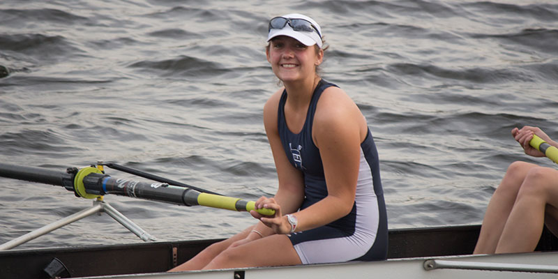Maddy Coady Receives USRowing Honorable Mention