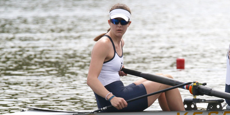 Sydney Gillman Selected to USRowing Scholastic Honor Roll