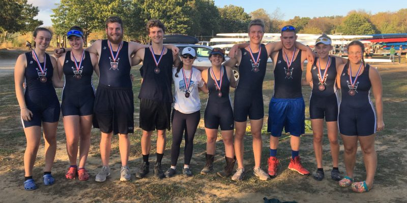 Strong Showing for GLR at George Dirth Memorial Regatta