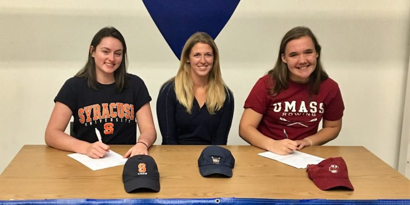 Emma Gossman and Callie Coady Sign National Letters of Intent