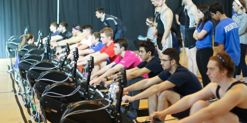 Northeast Erg Sprints Scheduled for January 27, 2018